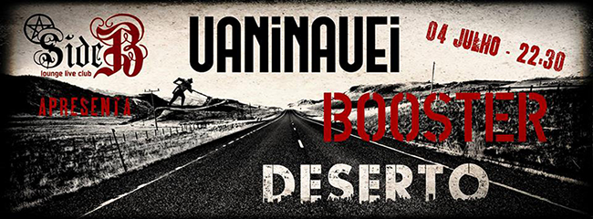 Deserto - Side B - louge live club