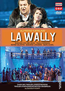 Paulo Ferreira - La Wally - DVD