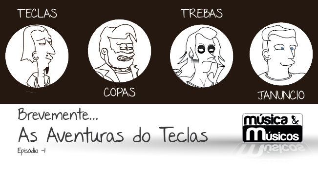 As Aventuras do Teclas