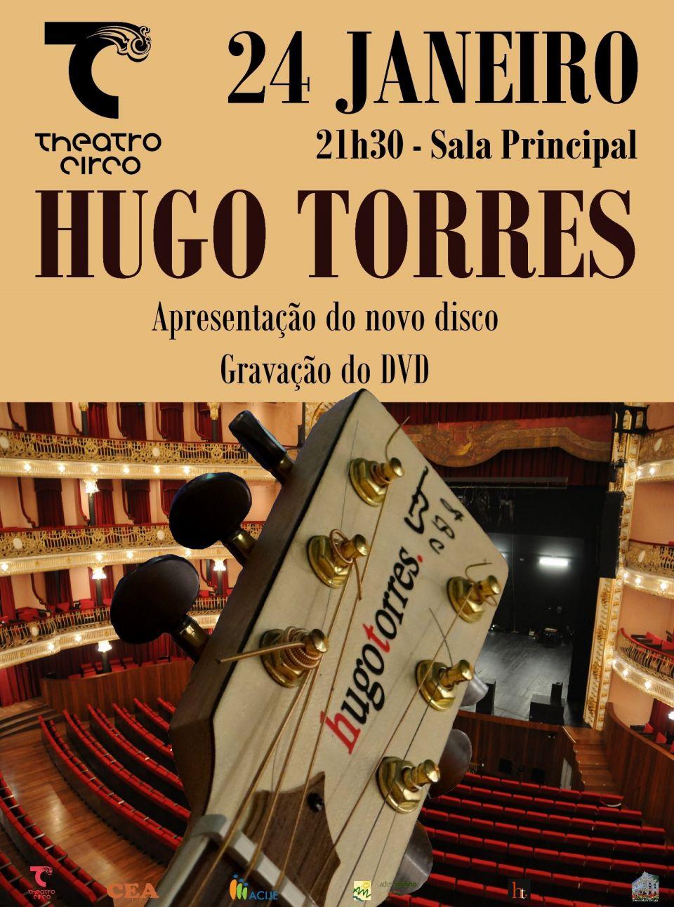 Cartaz oficial Ht Theatro Circo