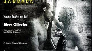 Saudade - Instrumental por Aires em Peavey Telecaster Exp TS