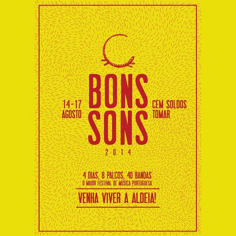 BONS SONS: Está a chegar o maior festival de música portuguesa
