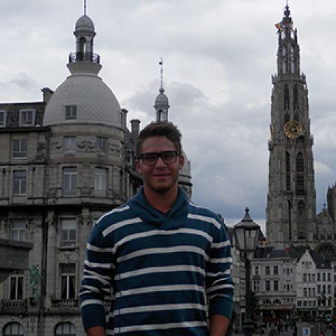 Carlos Brito Dias compõe e encanta Bélgica
