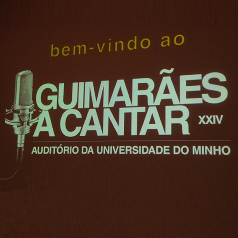 Guimarães a cantar
