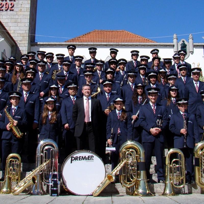 Associação Banda de Música dos Bombeiros Voluntários da Póvoa de Lanhoso