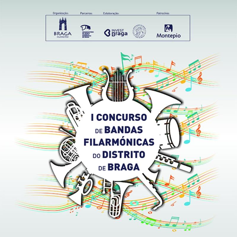I Concurso de Bandas Filarmónicas do Distrito de Braga