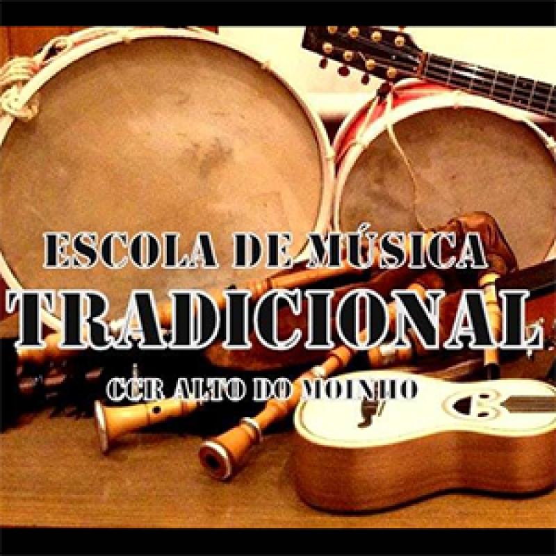 Escola de Música Tradicional CCR Alto do Moinho