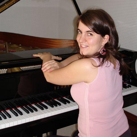 Sofia Sarmento - Testemunho da minha experiência enquanto aluna de piano em Londres